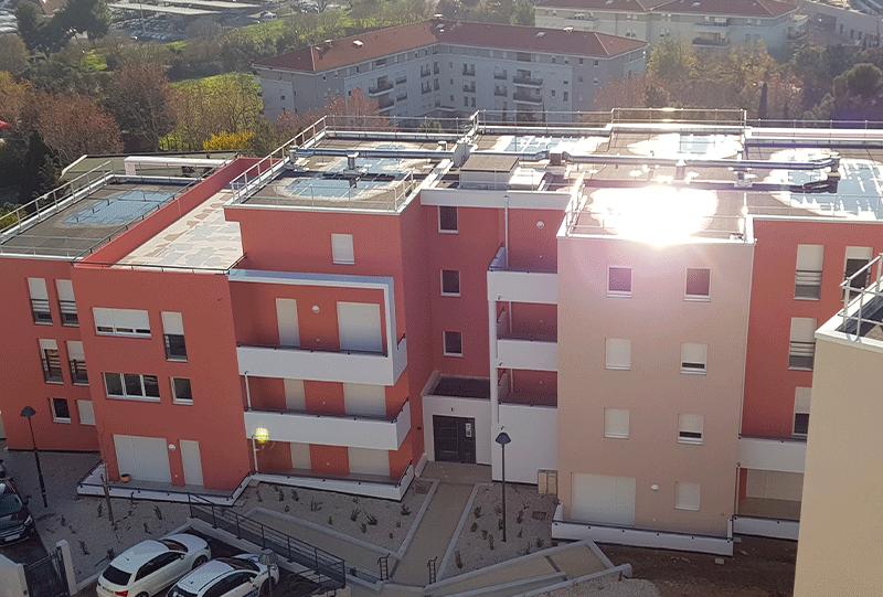 Campagne Saint Louis, Marseille, MOE