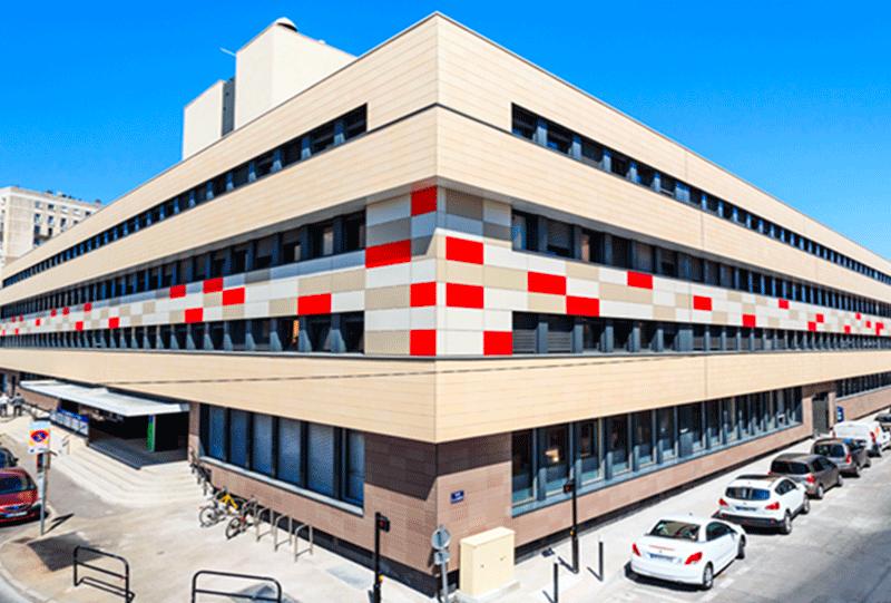 Centre CPAM, Nîmes, OPC, R2M