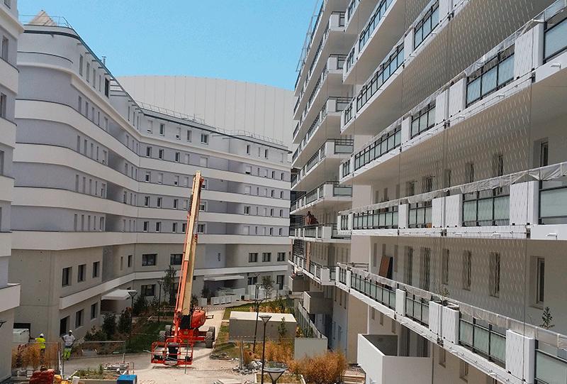 Zone SNI Teisseire 1, Marseille, MOE