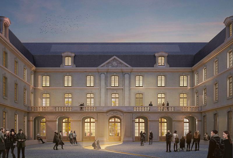 Musée des Beaux-Arts de Reims, R2M