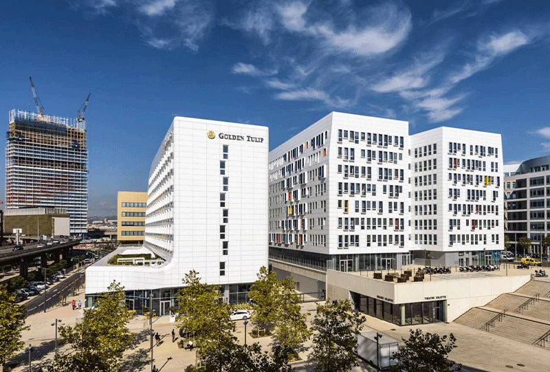 Euromed Center, Marseille, OPC