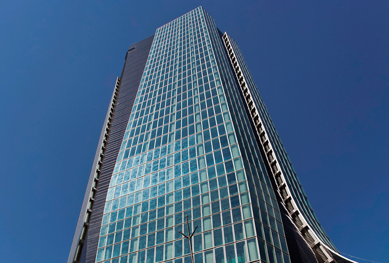 La tour CMA CGM, Marseille, ECO, R2M