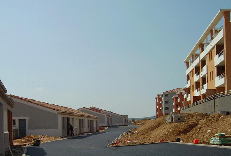 Les Terrasses de la Méditerranée, Marseille, MOE