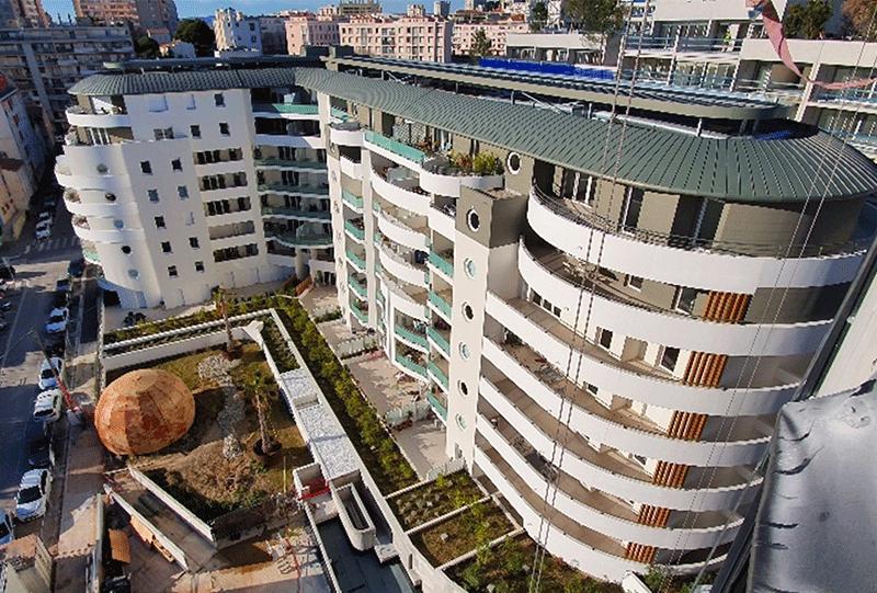 LE PATIO DES CHARTREUX - Marseille - MOE