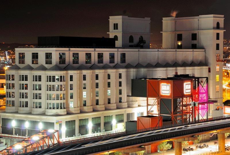 Le Silo, Marseille, R2M
